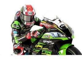 Tom Sykes paraseste KRT in 2019