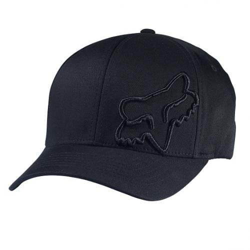 FOX  FLEX 45 FLEXFIT HAT -58379-001 Black