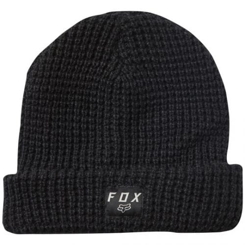 FOX  COLD FUSION ROLL BEANIE [BLK VIN]