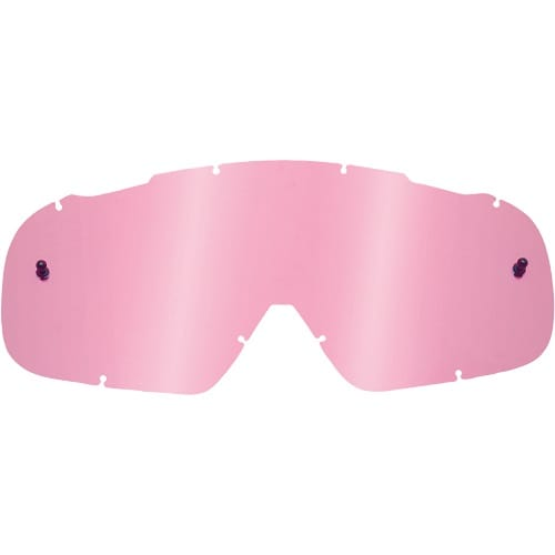 FOX  AIRSPC REPL LENSES ROSE