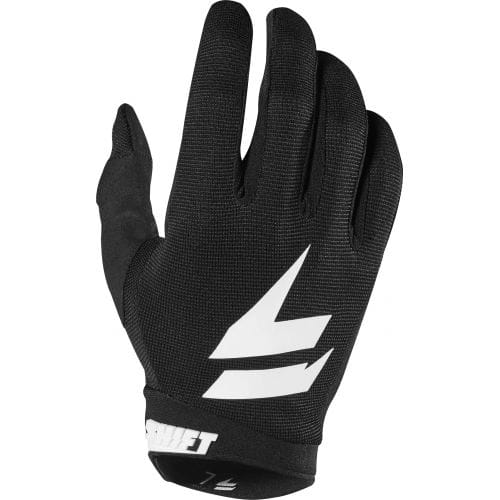 Shift  WHIT3 AIR GLOVE [BLK]
