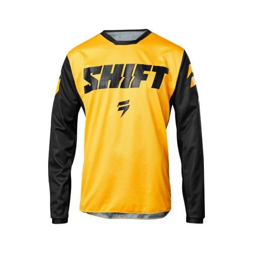 Shift  WHIT3 NINETY SEVEN JERSEY YELLOW