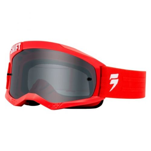 Shift WHIT3 LABEL GOGGLE [RD]