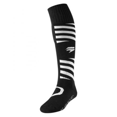 Shift ADULT WHIT3 MUSE SOCK [BLK]