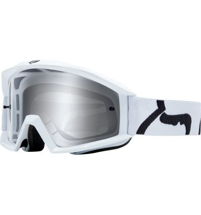 FOX MAIN GOGGLE - RACE [WHT]